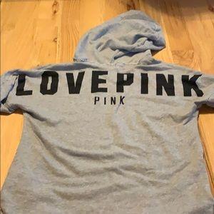 EEUC VS PINK hoodie